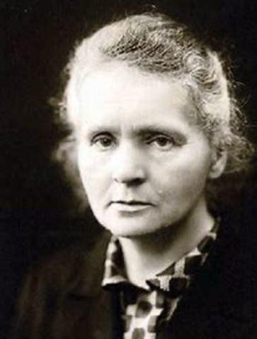 Marie Curie Dies