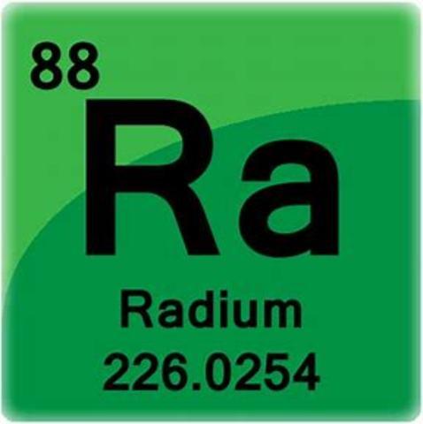 Radium is Discovered