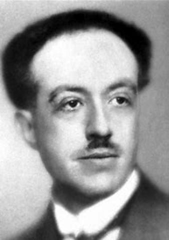 Louis De Broglie is Born