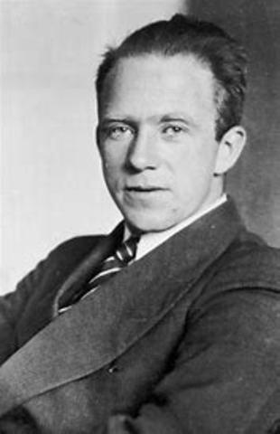 Werner Heisenberg Dies