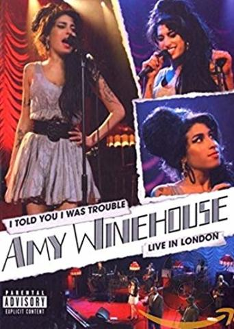 I Told You I Was Trouble: Live in Londres