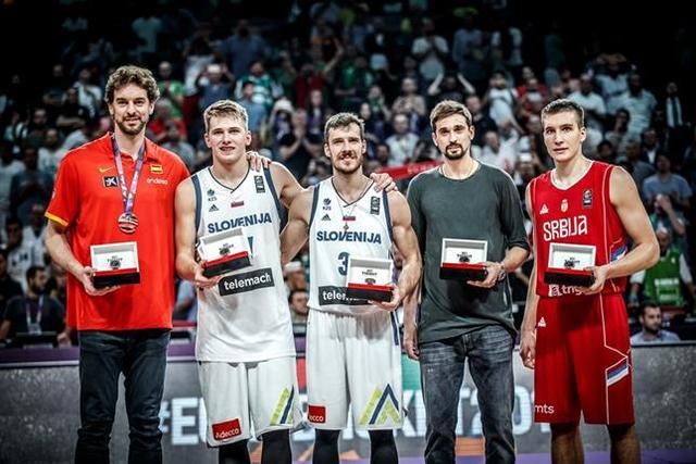 Bronce en el EuroBasket 2017