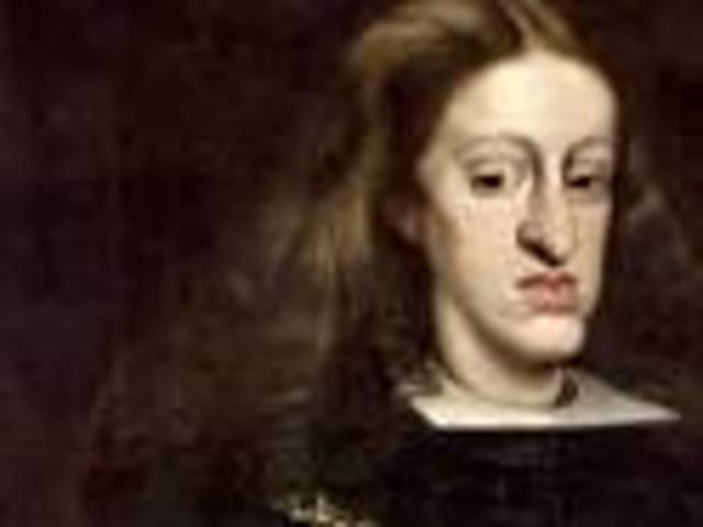Carlos II 1675-1700