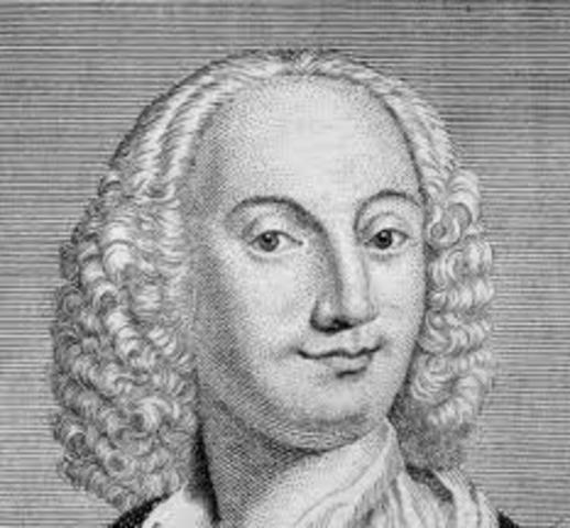 A. Vivaldi