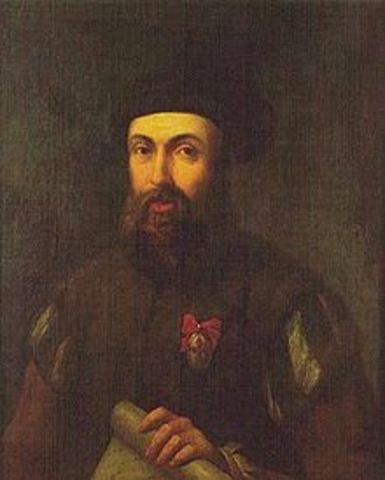 Magallanes da la vuelta el Mundo (1519-1522)