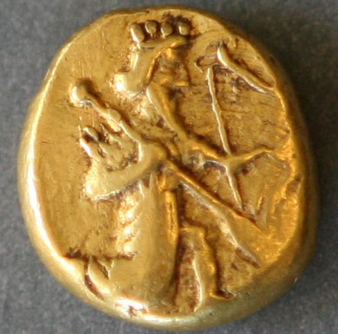 La moneda de l´imperi persa(DARICO)
