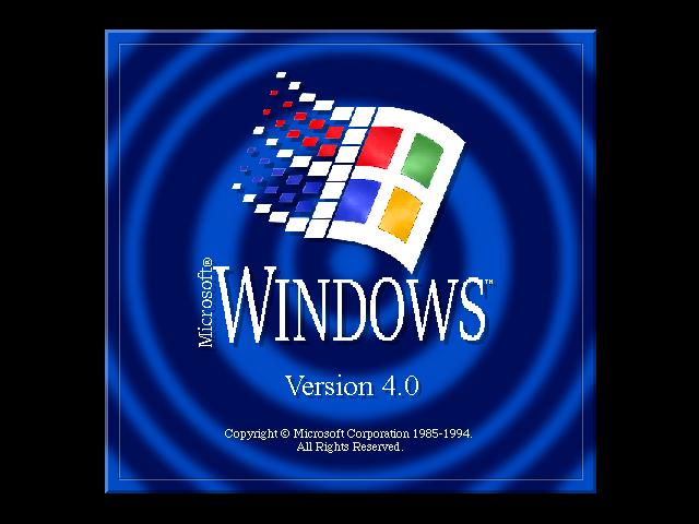 WINDOWS 4.x