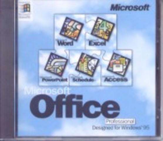 OFFICE EN WINDOWS 95