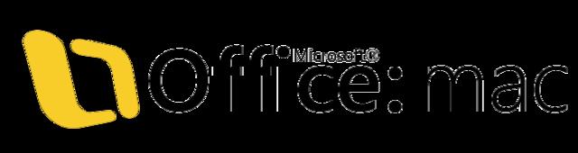 Microsoft Office versión X para Mac