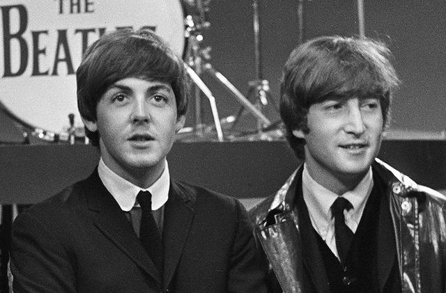 Знакомство Джона Леннона и Пола Маккартни