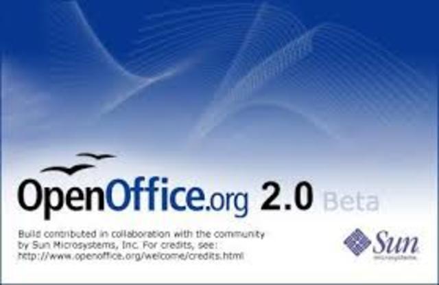OPEN OFFICE 2.0