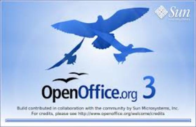 OPEN OFFICE 2003