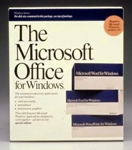 Microsoft Office INICIOS