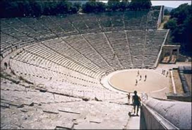 Epoken antiken startar