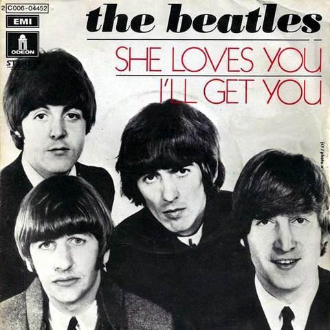 Сингл «She Loves You / I'll Get You» и зарождение битломании