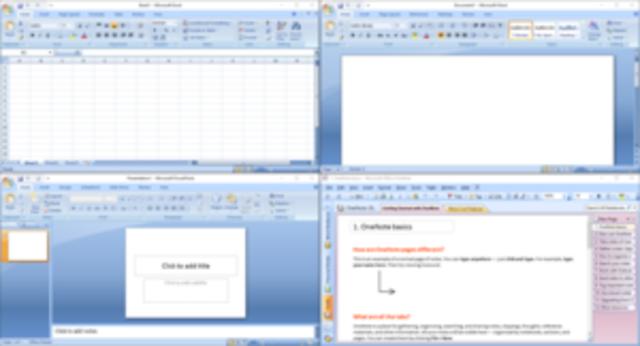 Microsoft Office 2007 office 12