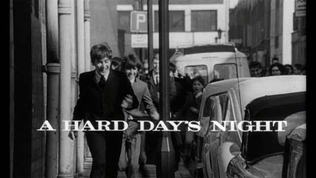 Первый фильм с участием The Beatles и 3-й альбом