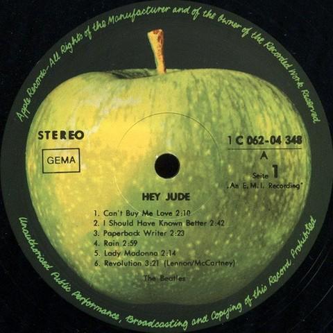 Одна из лучших композиций  The Beatles - «Hey Jude»