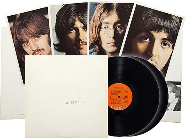 """10-й альбом """"The White Album"""""""
