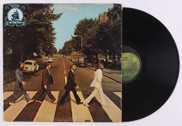 Альбом «Abbey Road»