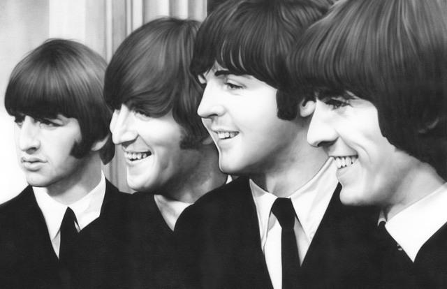 The Beatles в списке «Герои и кумиры XX века»
