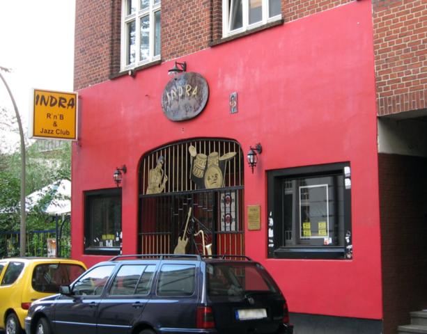 Первый концерт в Гамбурге