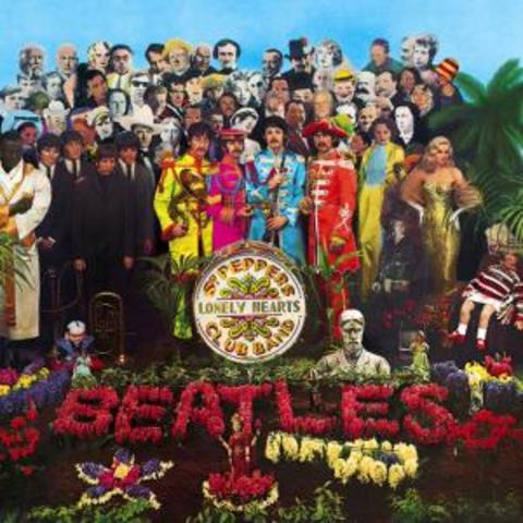 Альбомом «Sgt. Pepper's Lonely Hearts Club Band»
