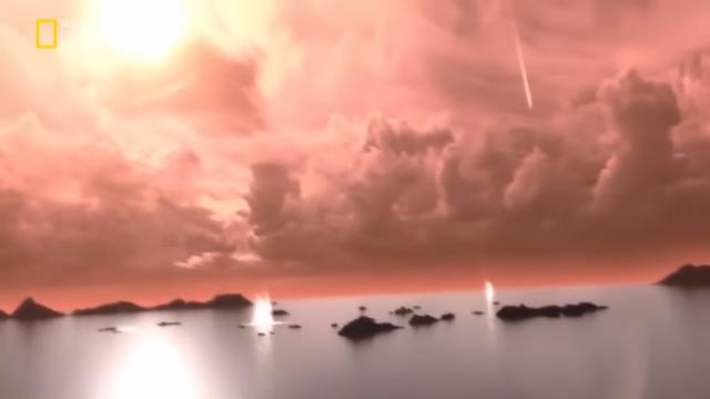 2 lluvia de meteoritos