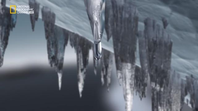 El hielo crea oxigeno