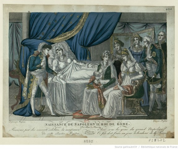 Napoleon's birth
