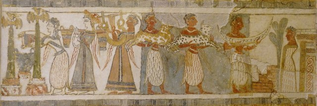 Creació de la civilització Minoica