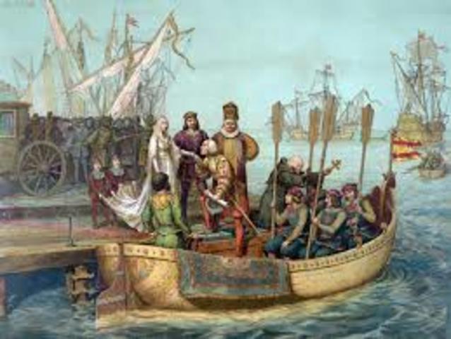 Christopher Columbus's Vovage