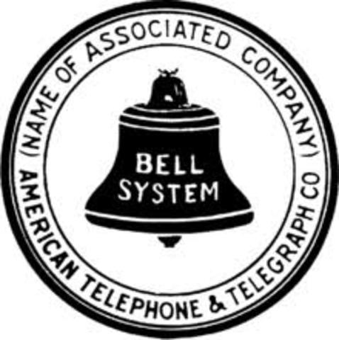 The bell telephone company was founded