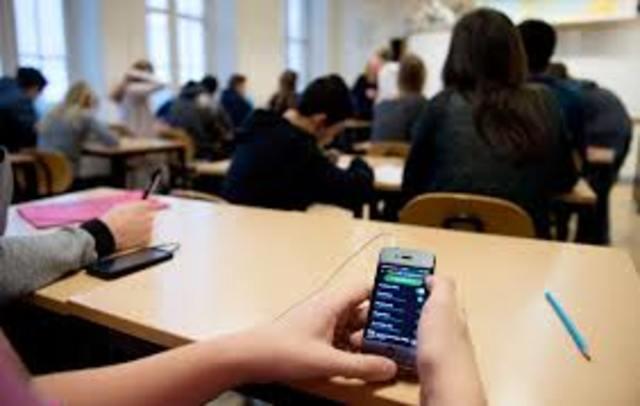 Phones in schools