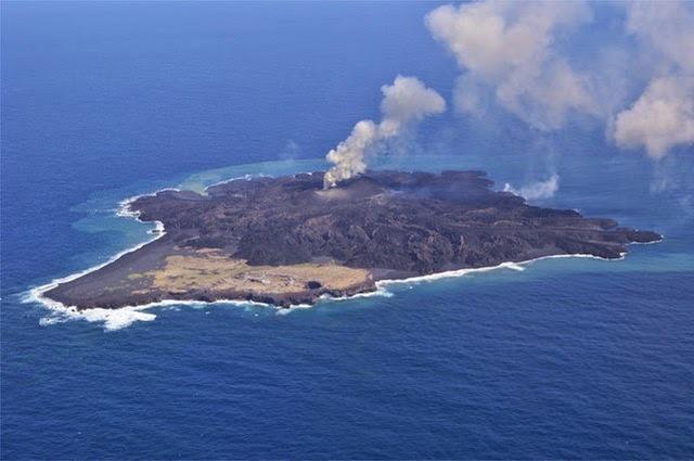 Formación de islas
