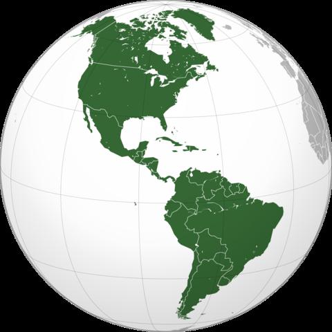 Formacion del continente America