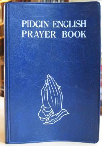 English prayer book