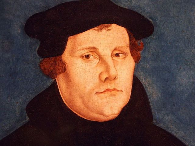 Death of Martin Luther