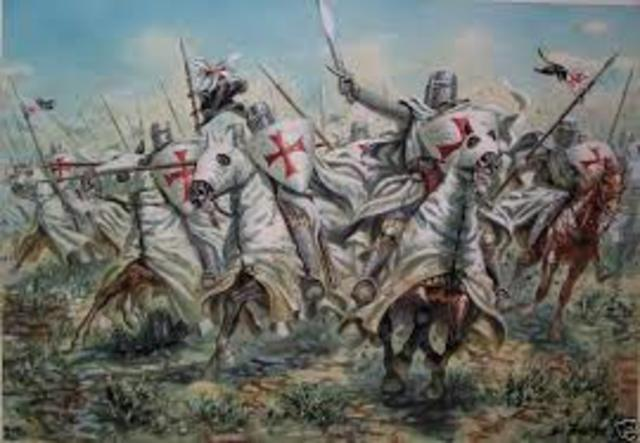 Cruzada II anunciada por Eugenio III
