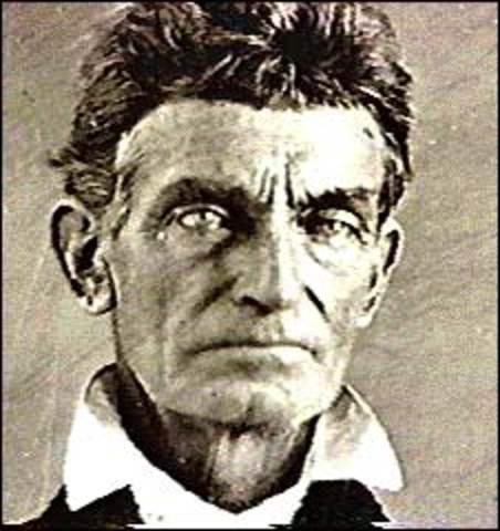 John Brown executed