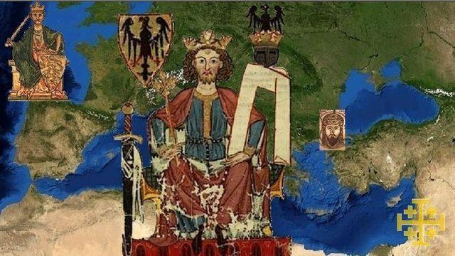 Primera etapa de la Edad Media  conocida como LA ALTA EDAD MEDIA