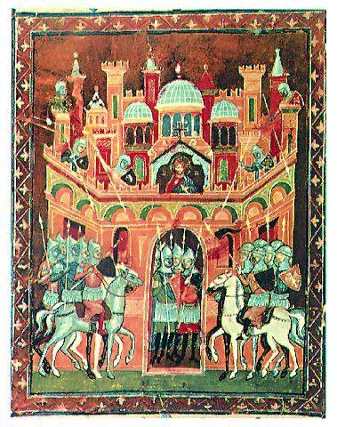 Segunda etapa de la Edad Media conocida como Plena Edad Media