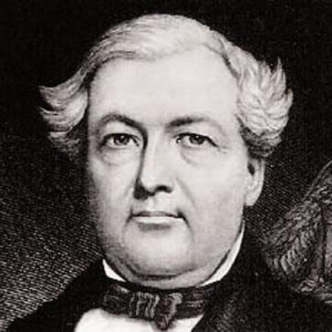Millard Fillmore elected president