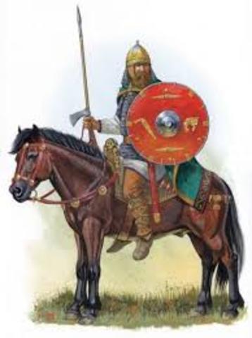 Unificación del Reino Franco por el Rey Clodoveo I