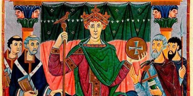 Inicia el Sacro Imperio Romano Germánico con la proclamación del emperador Otón I