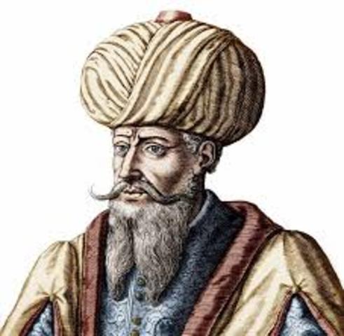 Nace Mahoma