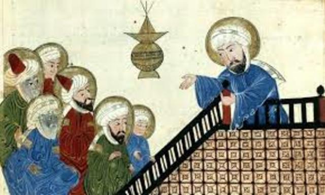 Fundación del Islam