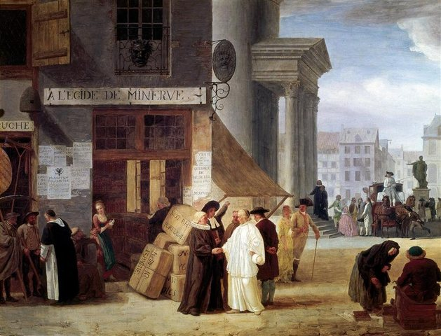 Siglos XVI, XVII y XVIII