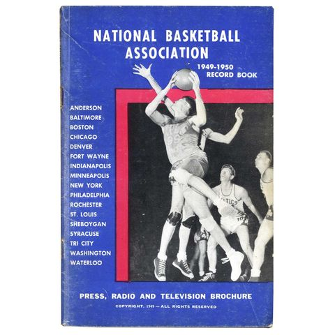 Foundation of the NBA