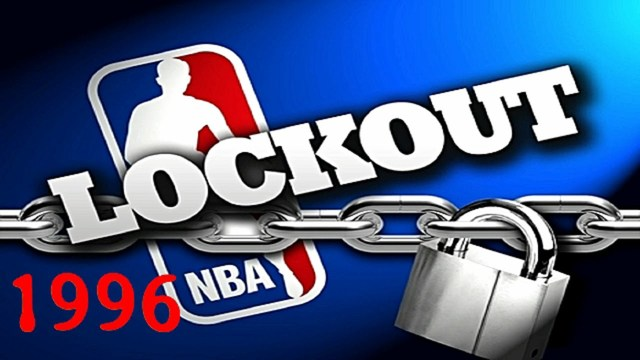 1995-6 Lockout and CBA